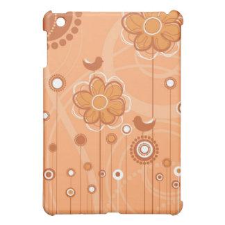 Blumendekor Hülle Für iPad Mini