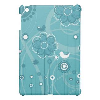 Blumendekor iPad Mini Hüllen