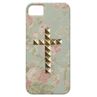 Blumenfall des kreuz-Iphone5 Hülle Fürs iPhone 5