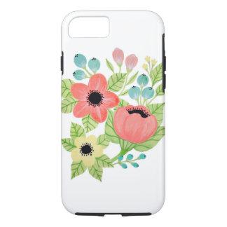Blumenfall iPhone 8/7 Hülle