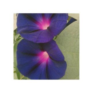 BlumenFoto Holzdruck