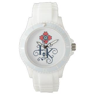 Blumengabe Frida Kahlos | Uhr