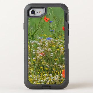 Blumengarten OtterBox Defender iPhone 8/7 Hülle