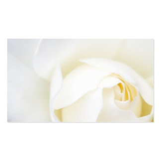 Blumengeschäft oder Visitenkarte der weißen