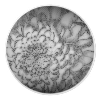BLUMENgriff 2 Keramikknauf