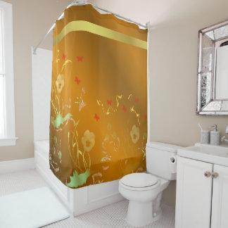 Blumenhandwerk, Feiertag, elegant, Farbe, homdecor Duschvorhang
