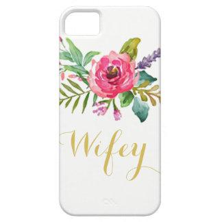 BlumenHandy-Fall iPhone 5 Schutzhülle