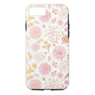 BlumeniPhone Fall iPhone 8/7 Hülle