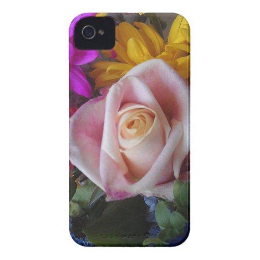 Blumenkaum dort Argument für BlackberryBold iPhone 4 Hülle