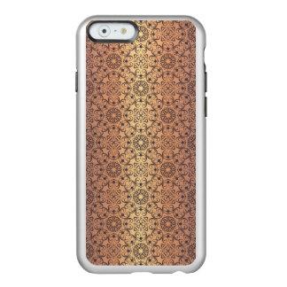 Blumenkönigliches antikes Luxusmuster Incipio Feather® Shine iPhone 6 Hülle