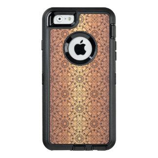 Blumenkönigliches antikes Luxusmuster OtterBox iPhone 6/6s Hülle