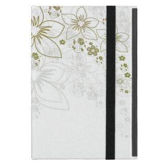 Blumenkunst Etui Fürs iPad Mini