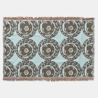 Blumenkunst Nouveau-Ära Entwurf Decke