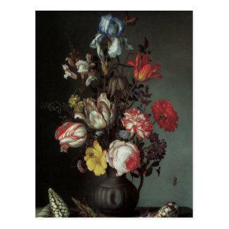 BlumenKunst-Postkarten Postkarte