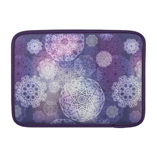 BlumenluxusMandalamuster MacBook Sleeve