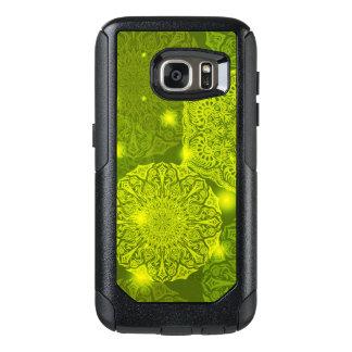 BlumenluxusMandalamuster OtterBox Samsung Galaxy S7 Hülle