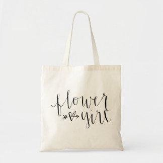 Blumenmädchen Tasche
