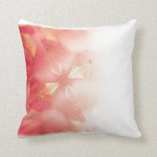 Blumenmotiv Kissen