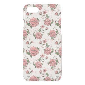 Blumenmuster 5 iPhone 8/7 hülle
