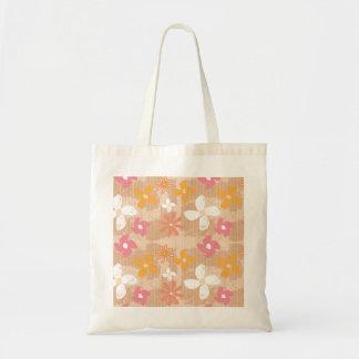 Blumenmuster Tasche