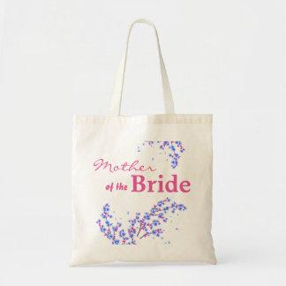 Blumenmutter der Braut-Hochzeits-Taschen-Tasche Budget Stoffbeutel