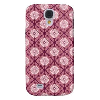 BlumenPern 3 Gehäuse Galaxy S4 Hülle