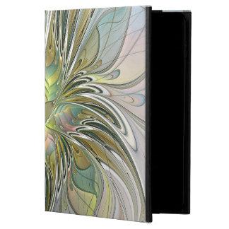 Blumenphantasie-moderne Fraktal-Kunst-Blume mit