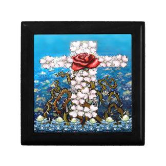 BlumenquerRose Geschenkbox