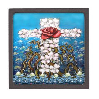BlumenquerRose Kiste