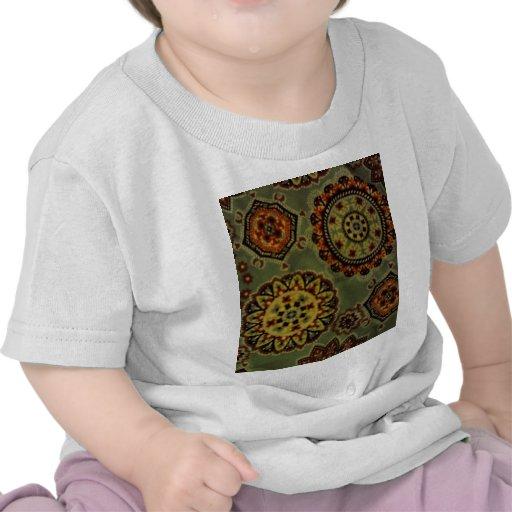 Blumenräder T Shirts