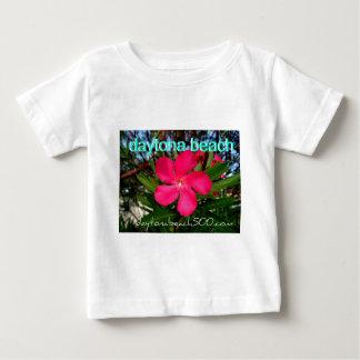 Blumenrosa Baby T-shirt
