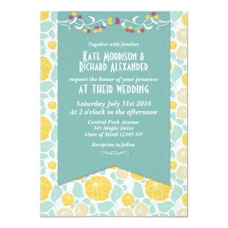 BlumenRosen-Frühlings-Hochzeits-Einladung 12,7 X 17,8 Cm Einladungskarte