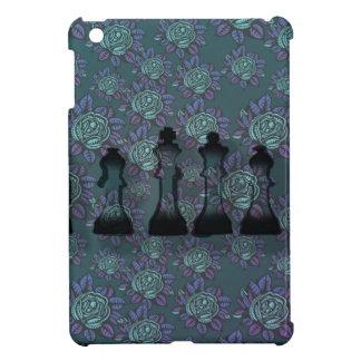 Blumenschach iPad Mini Hülle