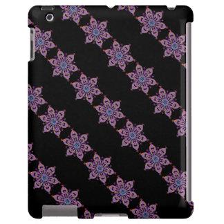 Blumenschnee iPad Hülle
