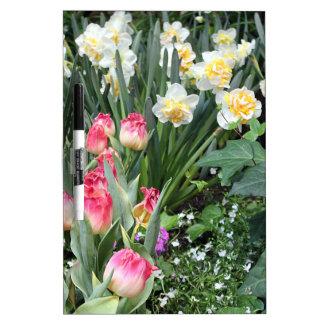Blumenschönheit Memoboard