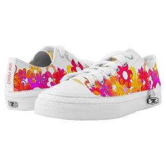 Blumenschuhe Niedrig-geschnittene Sneaker
