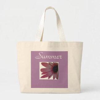 Blumensommer-Tasche für Frauen Jumbo Stoffbeutel