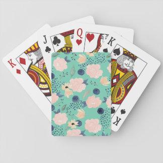 Blumenspielkarten Spielkarten