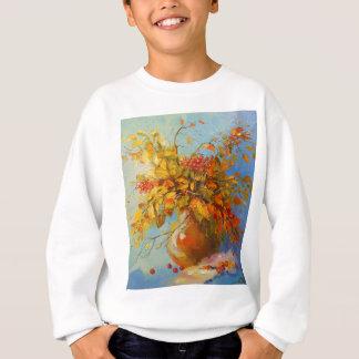 Blumenstrauß des Herbstes Sweatshirt