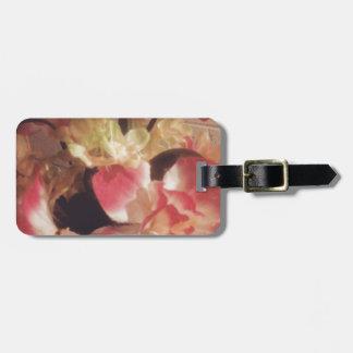 Blumenstrauß Kofferanhänger
