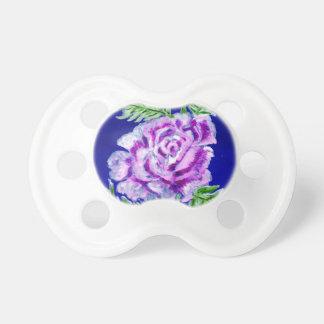 Blumenstrauß von Rosen WC Schnuller