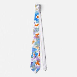 '' Blumentanz '' Krawatte
