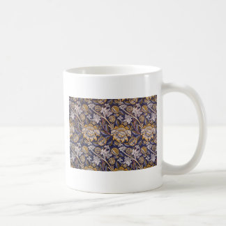 Blumentapeten-Entwurf William Morriss Wey Kaffeetasse