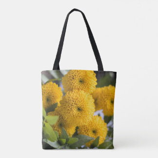 BlumenTaschentasche - Chrysantheme Tasche