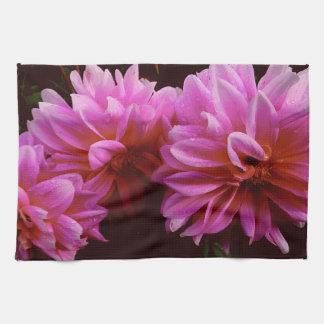 Blumenteetuch Handtuch