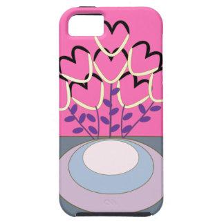 Blumentopf Etui Fürs iPhone 5
