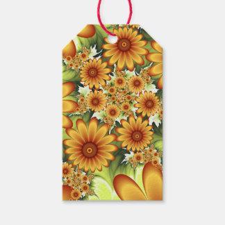 Blumentraum, moderne abstrakte geschenkanhänger