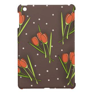 Blumentulpe-Entwurf iPad Mini Hüllen