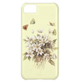 BlumenWildblume Girly Shabby Chic französischen iPhone 5C Hülle
