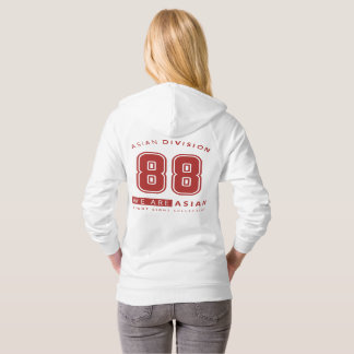 Bluse 88 - We Are Asian | Fem | Asian Division Hoodie